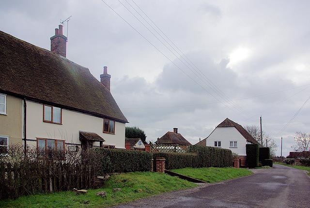 Cottages, Haviker Street