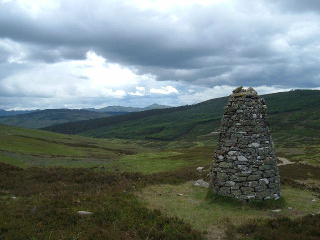 The Lady March Cairn