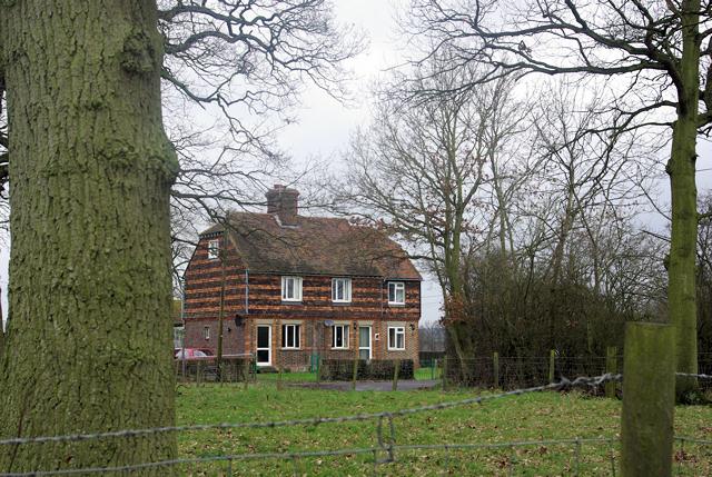 Cottages, Broad Forstal Farm