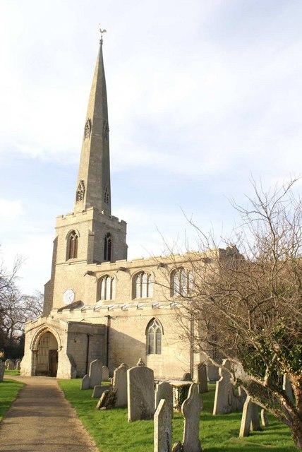 St Benedict Glinton