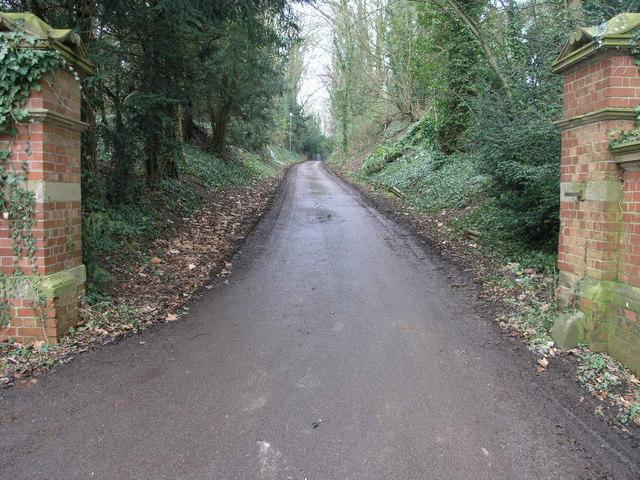 Footpath and Farm Track