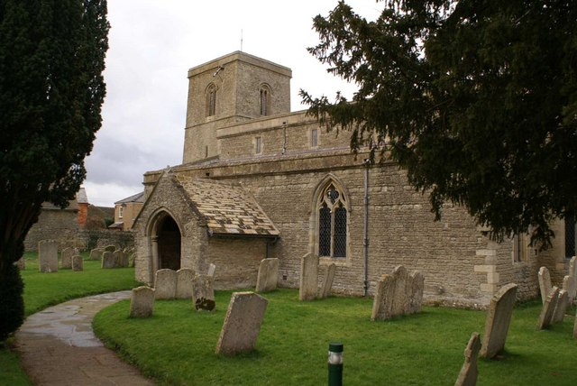 St Leonard's Church Glapthorn