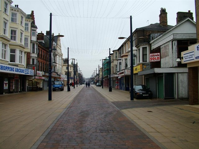 Regent Road, Great Yarmouth.