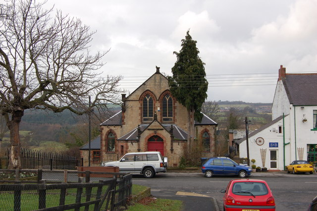 Converted chapel Hamsterley