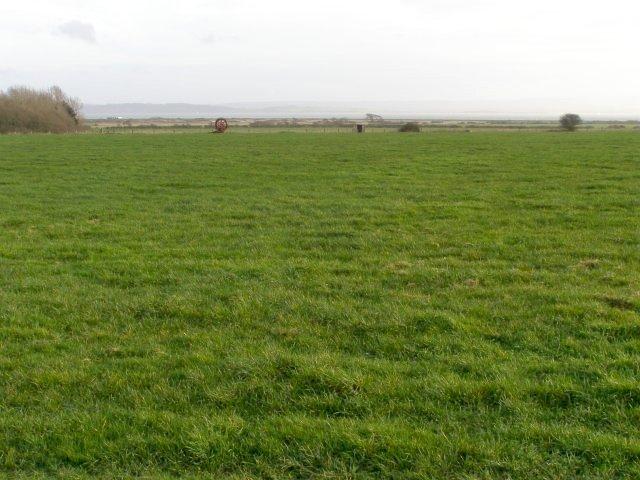 Site of Needs Oar Point airfield, Beaulieu Estate