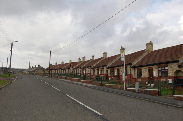 Aged mineworkers homes Chopwell