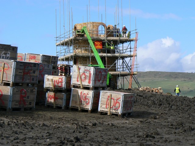 Dismantling the Clavell Tower