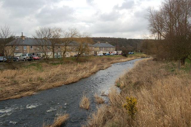 River Derwent Blackhall Mill