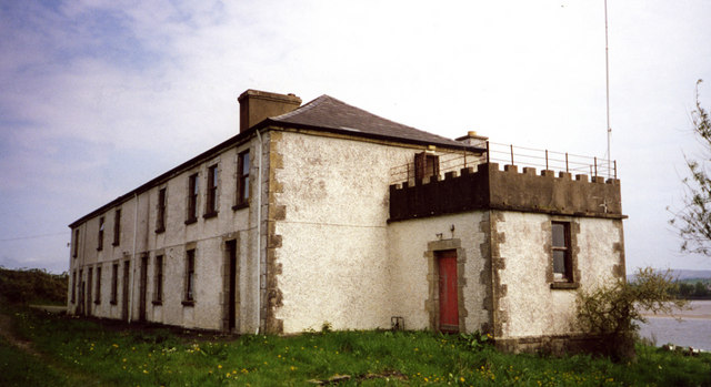Former An Óige Youth Hostel at Ball Hill, Co Donegal