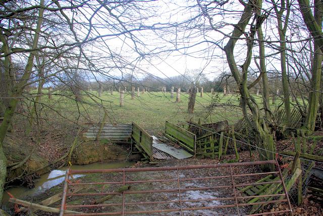 Bridge over Ditch