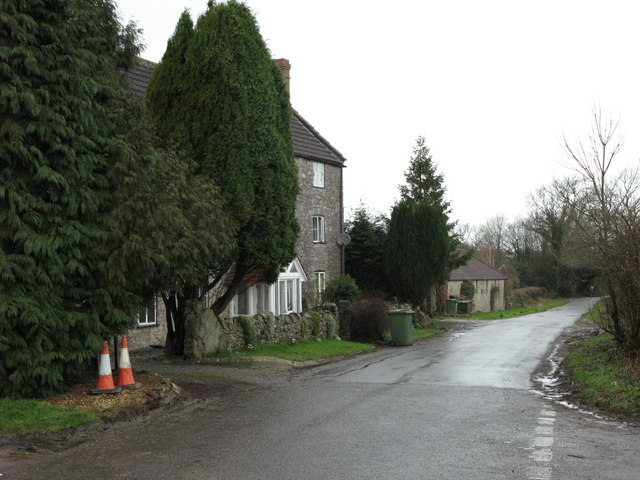 Houses near Binegar