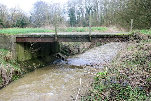 Bridge over Cut