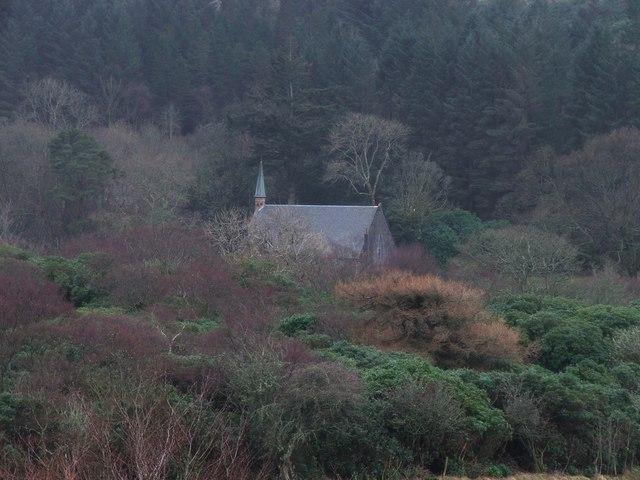 The Church at Bridgend.