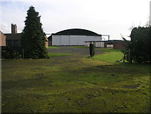 SJ6018 : Training Centre by Michael Patterson