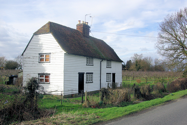 Cottages on Goudhurst Lane