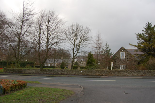 Cottages Medomsley