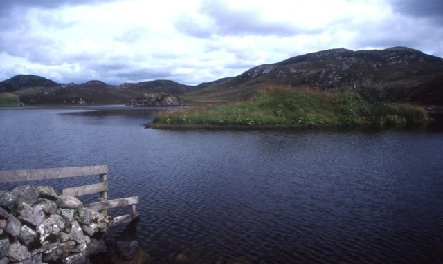 North Loch of Hostigates