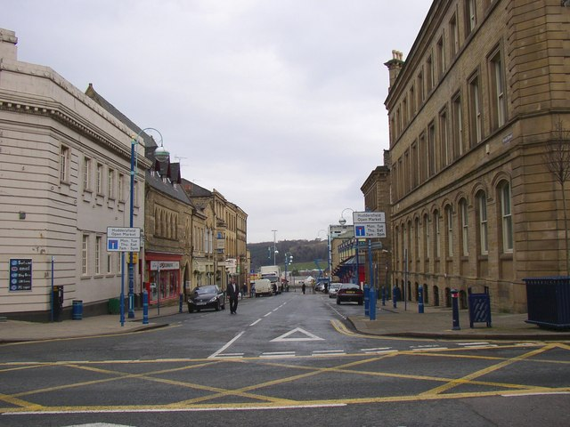 Brook Street, Huddersfield