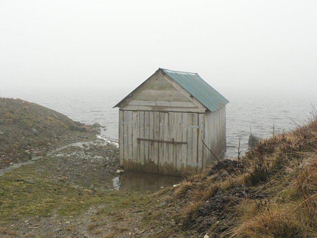 Boathouse, Loch Hoil