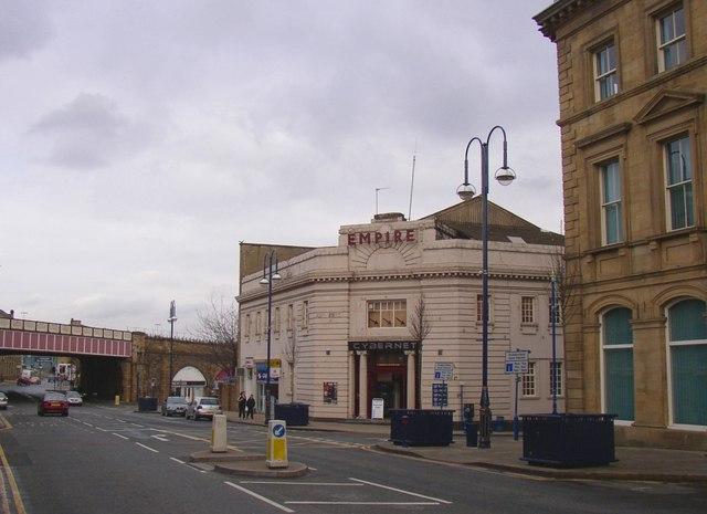 The Empire, John William Street, Huddersfield