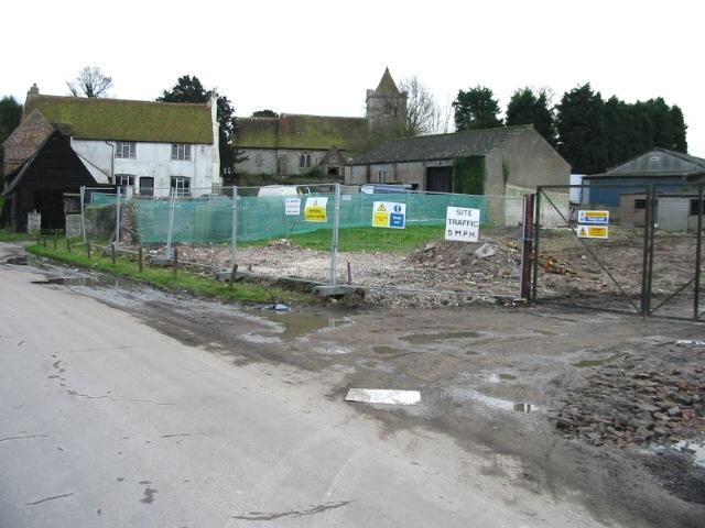 Re-developing East Langdon
