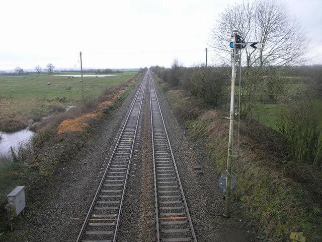 Railway to Wem