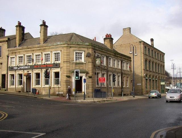The Sportsman, John William Street, Huddersfield