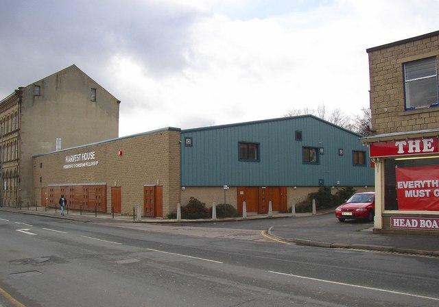 Harvest House, St John's Road, Huddersfield