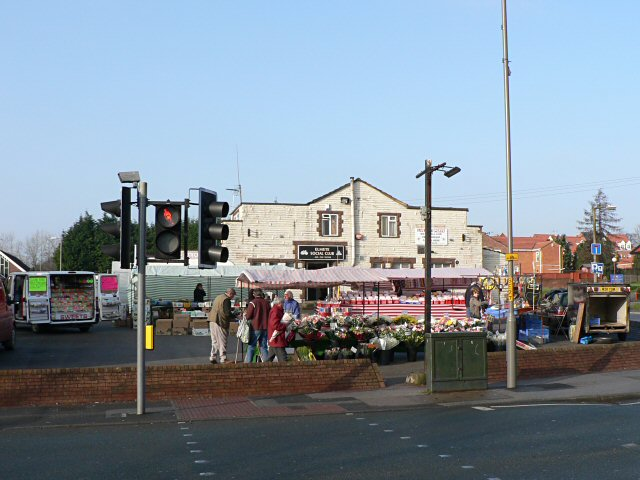 Market, Sherburn in Elmet