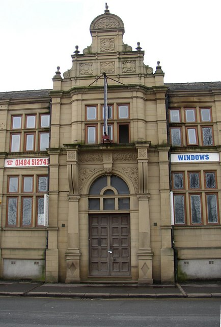 Doorway, St John's Road, Huddersfield