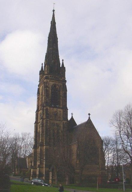 St John's Church,  St John's Road, Huddersfield