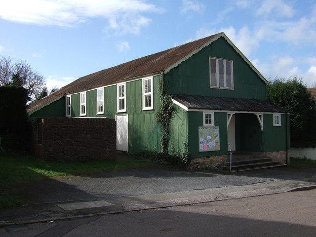 Kingskerswell village hall