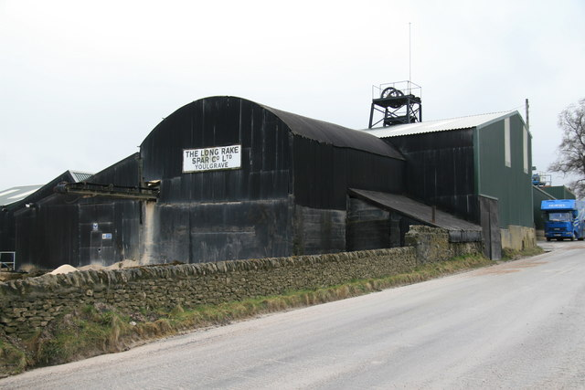 The Long Rake Spar Co Ltd