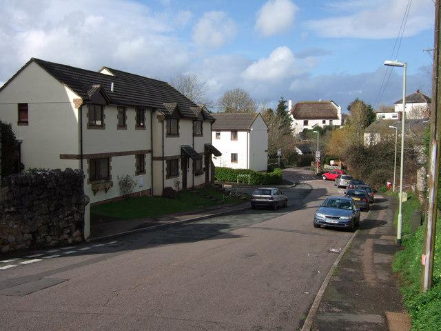 School Road, Kingskerswell
