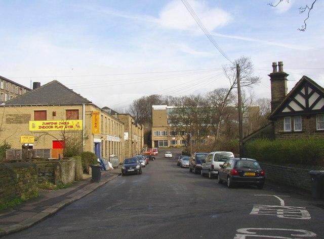 Miln Road, Huddersfield