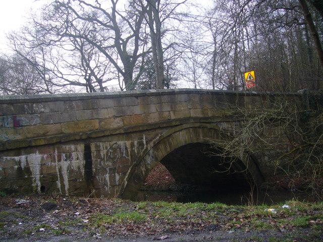 Bridge over the Pontburn