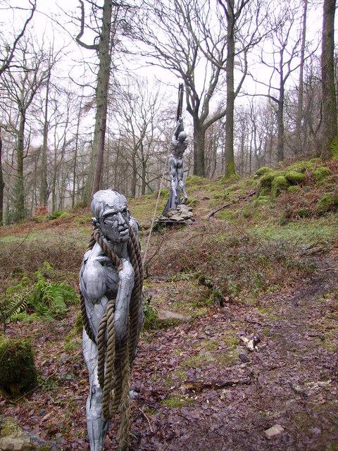 Sculpture, Bogel Wood