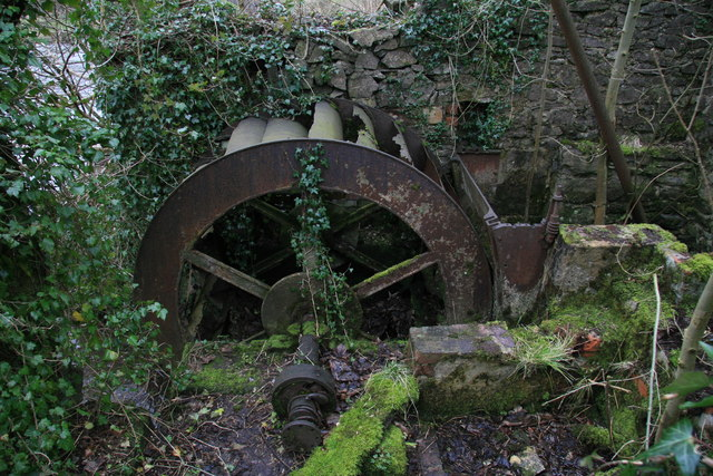 The third wheel - Ashford Bobbin Mill