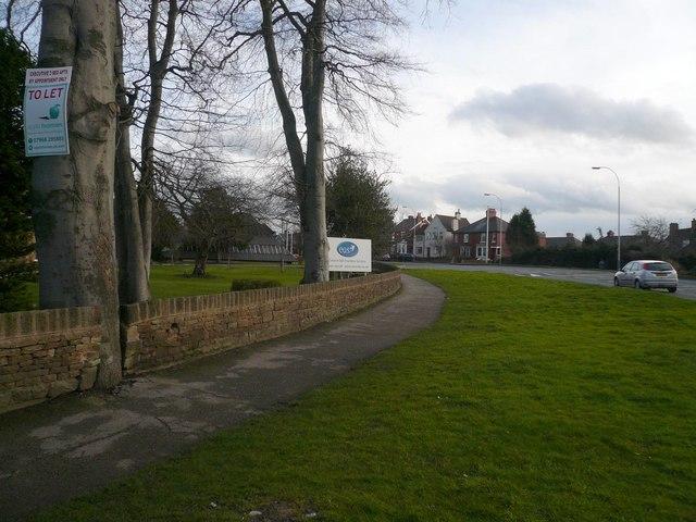 Hasland Road