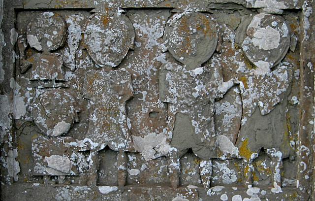 Bone-setter's gravestone; Nether kirkyard, St Cyrus