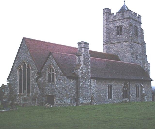 All Saint's, Rettendon