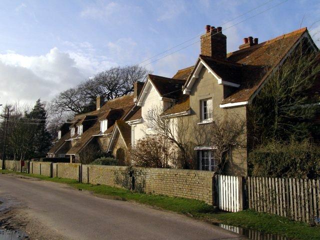 Park School Cottages, St Leonards Road