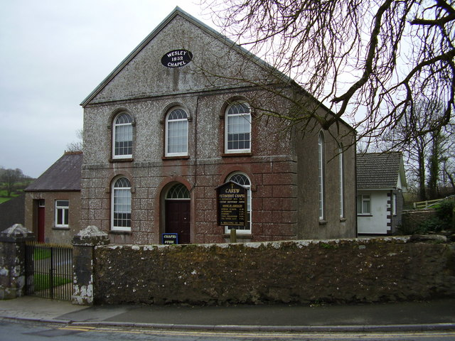 Carew Methodist Chapel