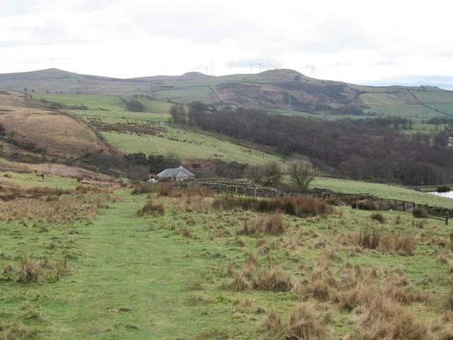 Sheepfold and Crosbie Dykes