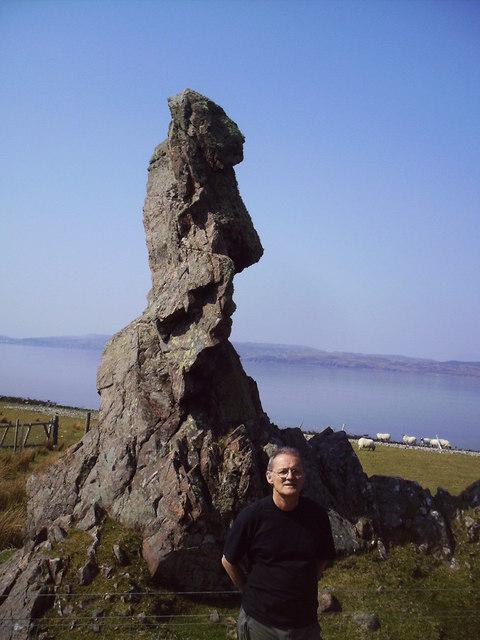 Rock Stack, Inverguseran
