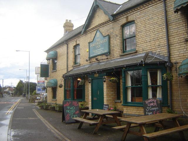 The Portskewett Inn, Portskewett. Monmouthshire
