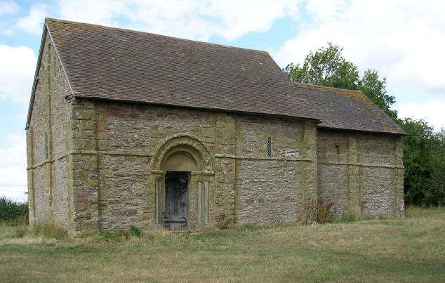 Heath Chapel near Bouldon