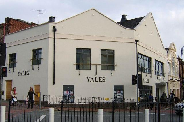 Yales Bar