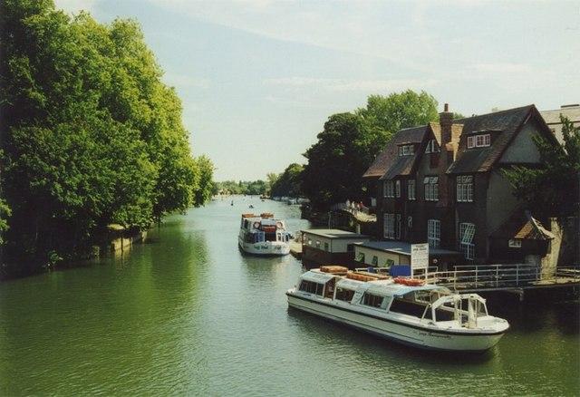 Thames at Oxford