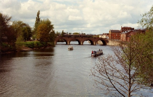 Severn at Worcester